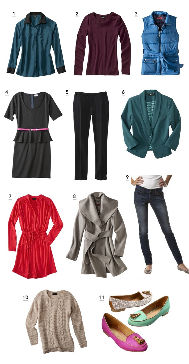 Essential Wardrobe Pieces For Women. 5 Basic Staples All ...