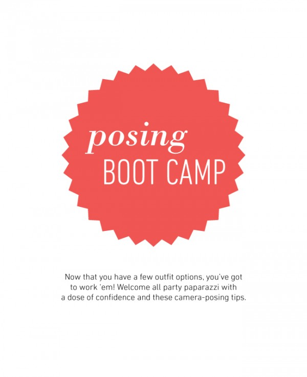 Posing Boot Camp by Anson Gilbert