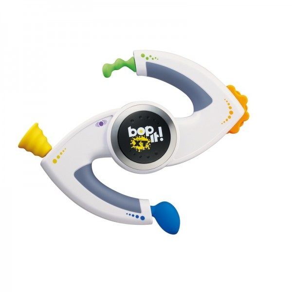 Bop It! XT: Enhance your hand-ear coordination; $19.89