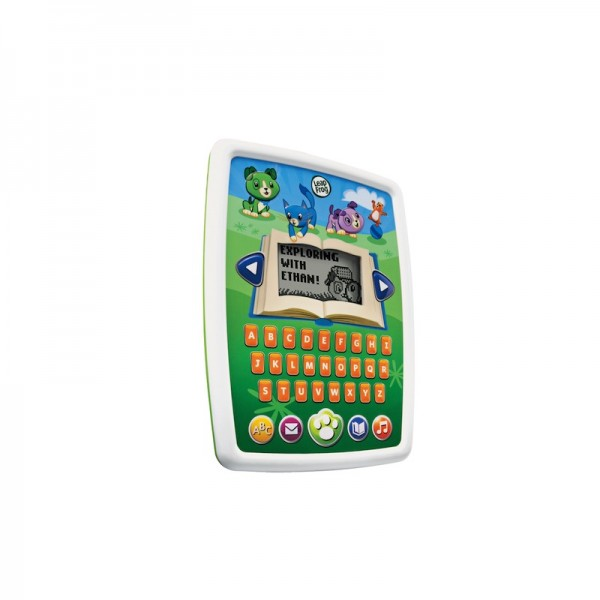 LeapFrog LeapPad: Fun and exciting learning tablet tool with 100 games + apps; $99