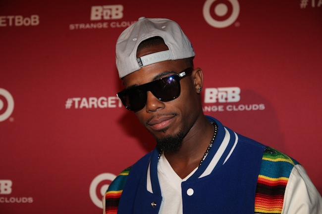 "B.o.B.'s ""Strange Clouds"" Album Release Party"