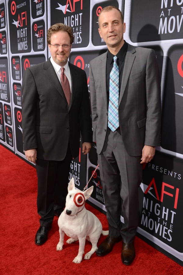 AFI President and CEO Bob Gazzale and SVP of Target Shawn Gensch