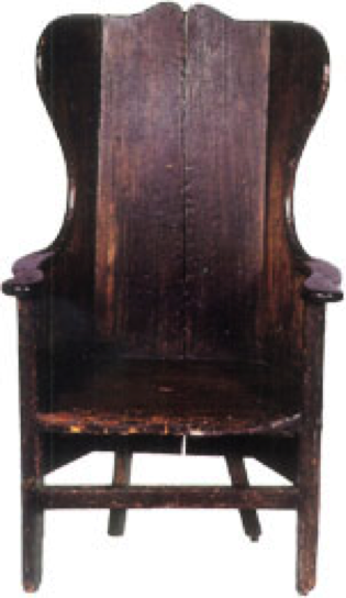 The Evolution of the Wingback Chair