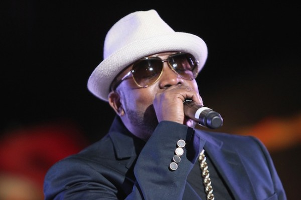 Recording artist Big Boi performs.