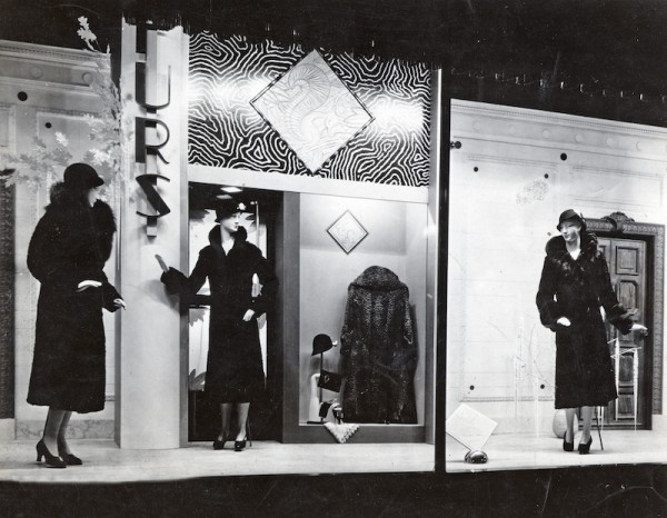 From the vault a window into dayton s displays for 1920s window
