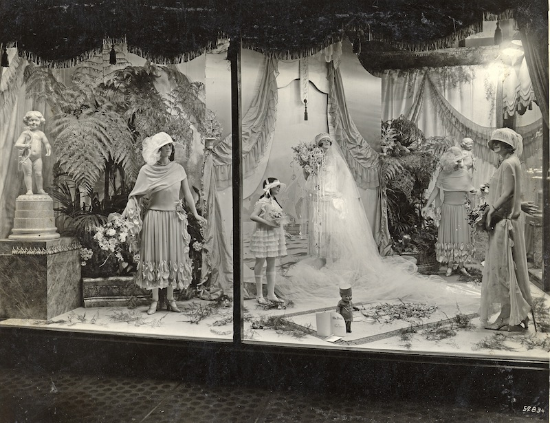 "1923 - Dayton's Window, ""The Bride"""