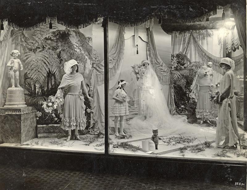 "1923 - Dayton's Window, ""The Bride"""