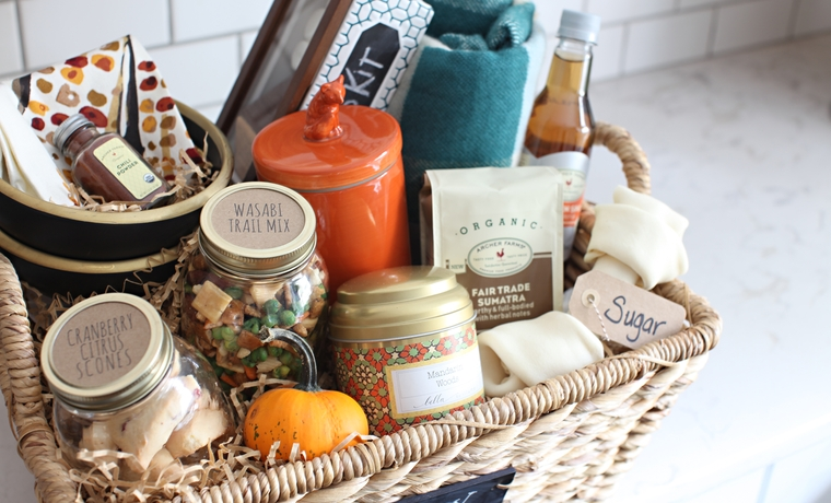 Not your grandmas gift basket negle Image collections