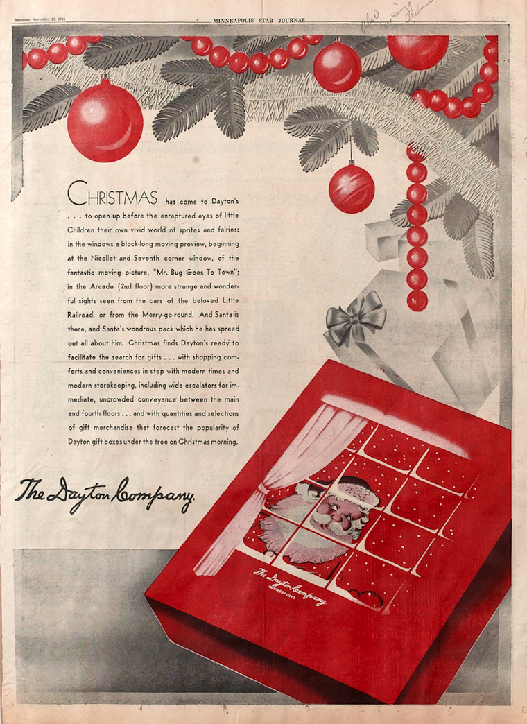 Vintage Ads from Target\'s Holiday History