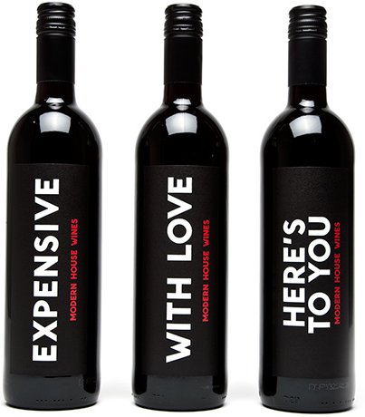 A Good Value Wine for the Times Target Debuts Modern House Wines