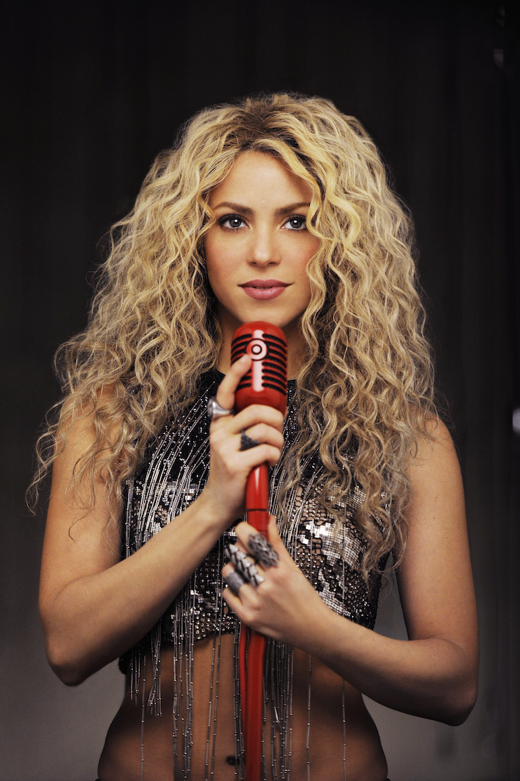 Behind The Scenes Details Of Shakira S New Target Commercial