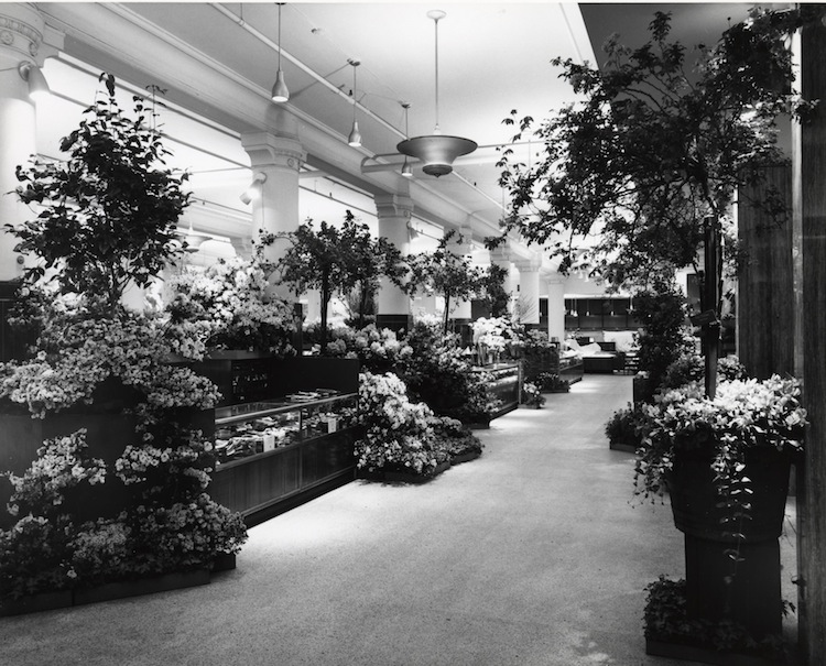 1960_DaytonsMPLS_FlowerShow_MainAisle