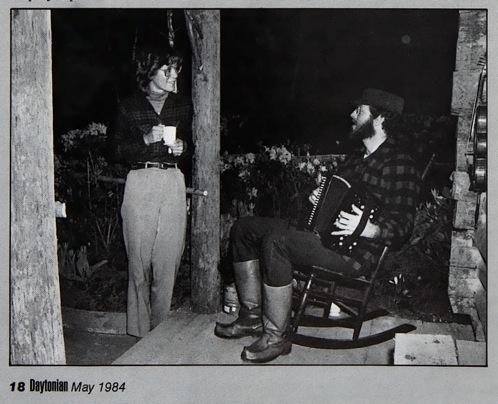 Dayton's Flower Show 1984