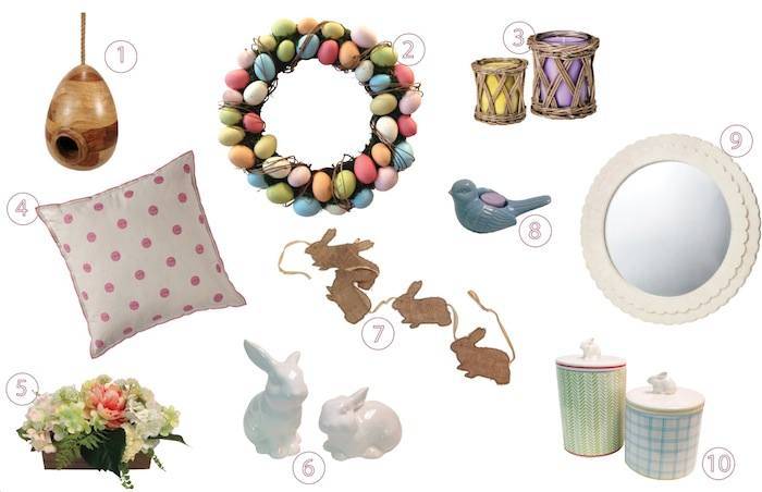 9 easy easter decorating ideas from targets design team negle Images
