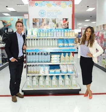 Jessica Alba's The Honest Company Launches at Target.