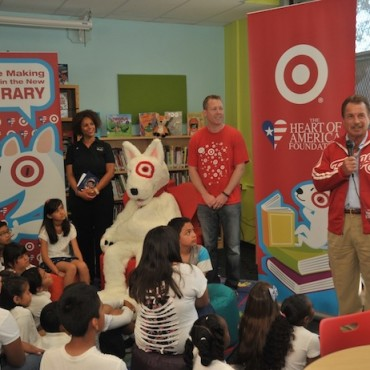 Los Angeles Dodger Ron Cey for Target Library Makeover