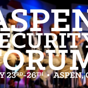 Aspen Security Forum 2014