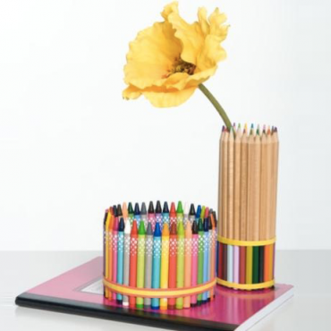 Martin Amado shares a back-to-school DIY project withTarget.