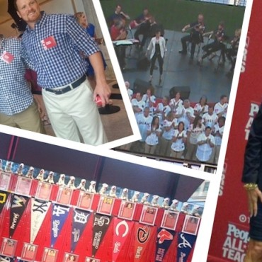 Target and MLB All-Star teacher Eric Vander Lop shares his photo diary from the MLB All-Star game.