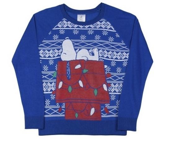 Snoopy Christmas Sweater