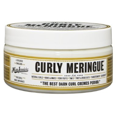 Curly Meringue