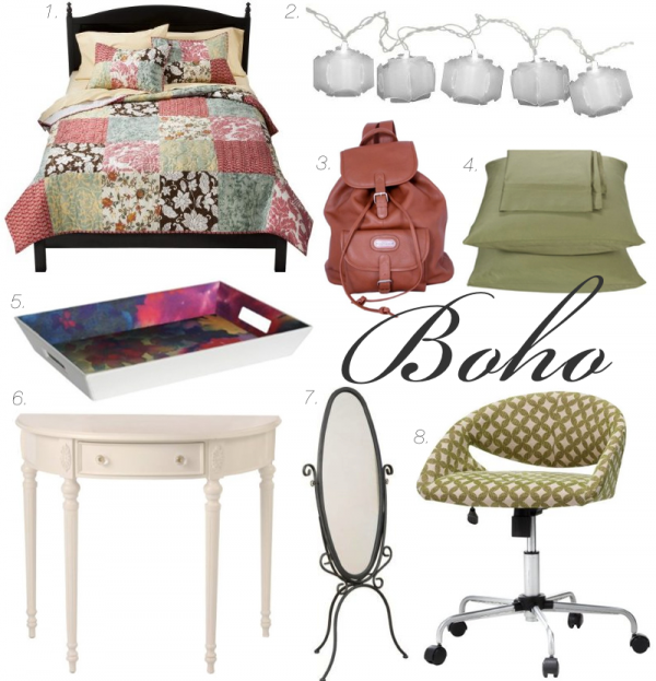 Back To School 5 College Dorm Rooms For 5 College Styles