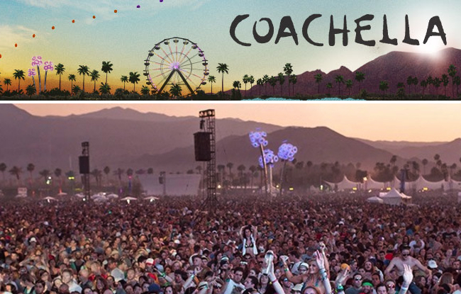 Crowd Ready Coachella