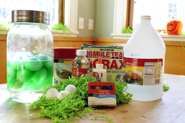 Mad Scientist: 3 Halloween Experiments for Kids