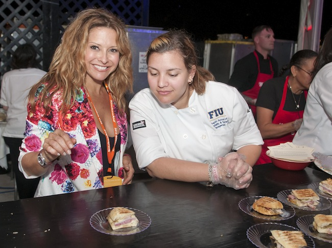 A Red Hot Night: Presented by Target at the South Beach Wine & Food Festival