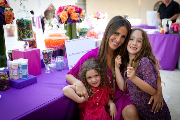 Soleil Moon Frye with her own happy choas.