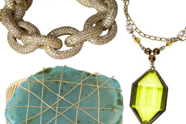 3 Spring Jewelry Trends