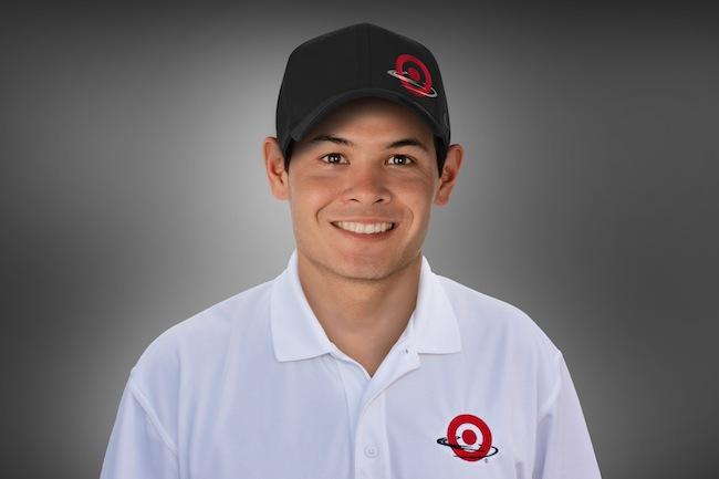 Kyle Larson joins Team Target