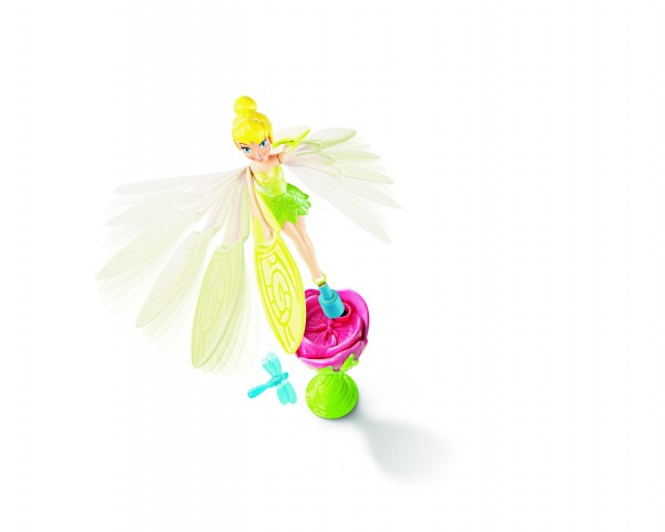 Flying Fairies Doll: An interactive, flying Disney fairy doll; $14.99