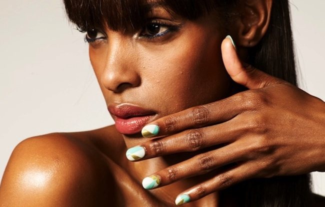 8 Steps to Rocking a Colorblocked Manicure