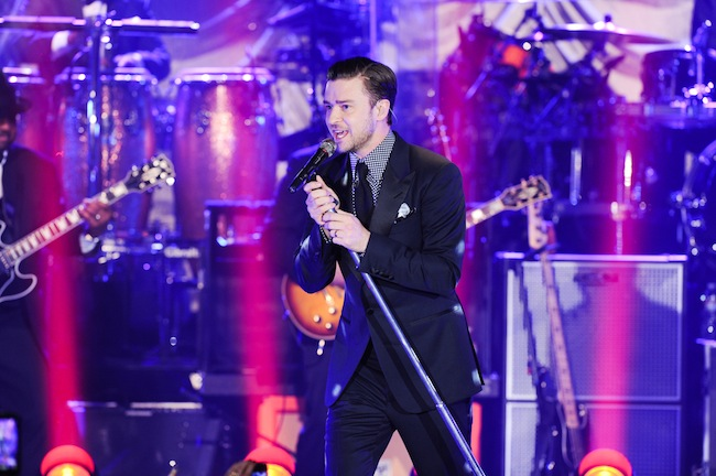 Target Presents The iHeartRadio Album Release Party with Justin Timberlake