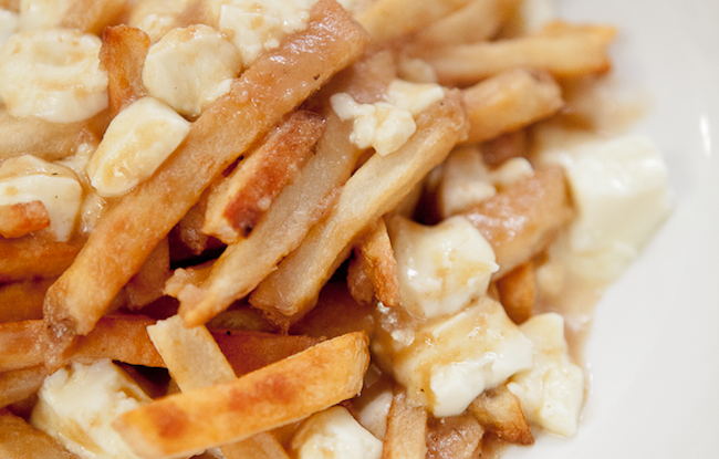 In the Kitchen: Traditional Canadian Poutine