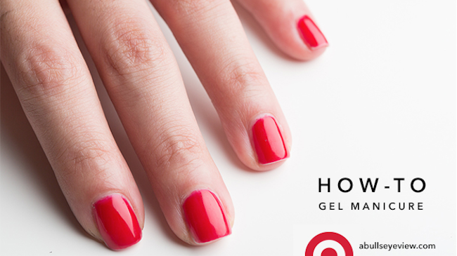 Beauty How-To: A Gel Manicure at Home