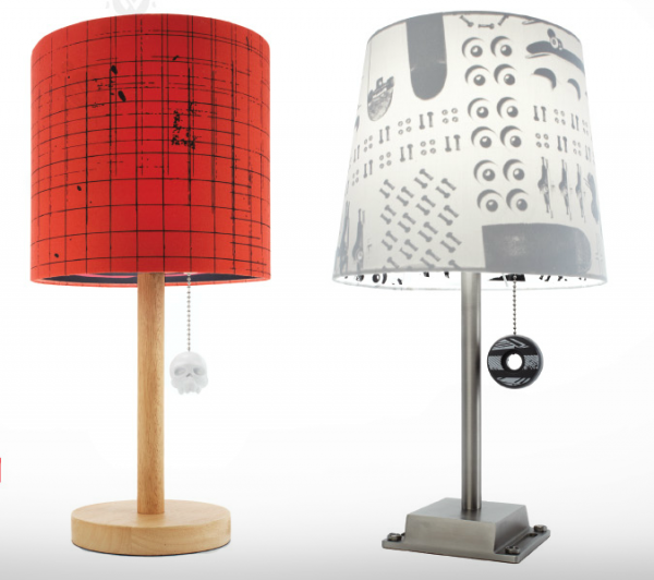 Shaun White Home Lamps
