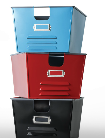 Shaun White Home Locker Bins