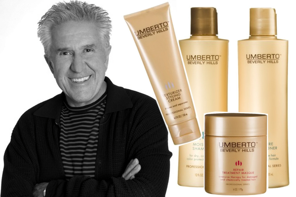 Umberto Savone - Master Hair Stylist of Beverly Hills