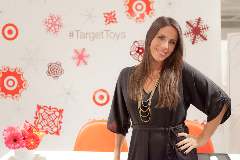 Soleil Moon at the #TargetToys event