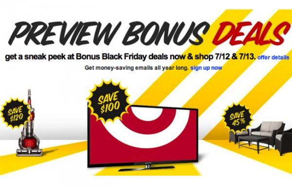 Bonus Black Friday