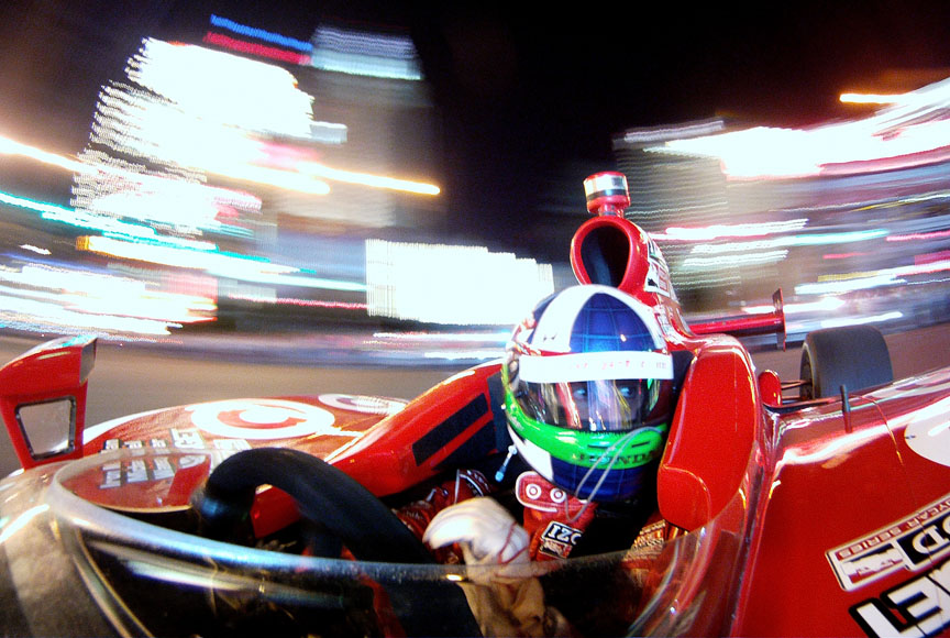 Day 1: Super Dario at the IndyCar World Series Championship