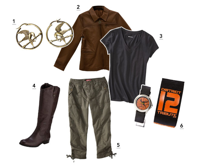Katniss Hunting Boots