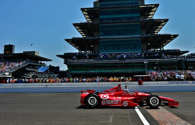 Indy 500. Photo by Kyle Hansen.