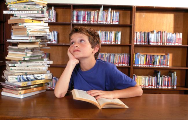 Kara Fleck Target Kids Reading