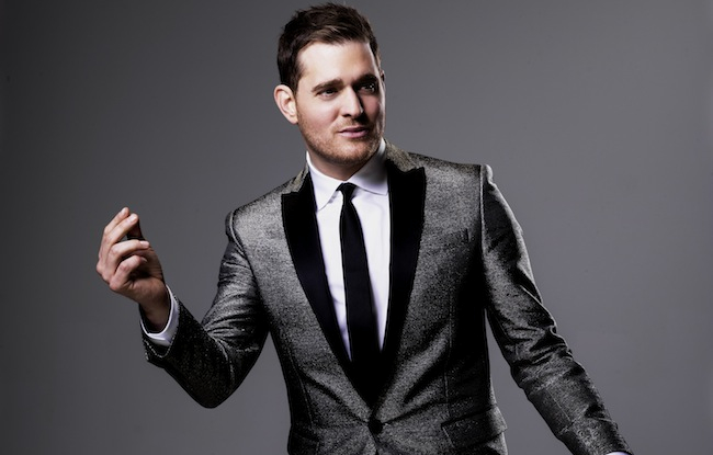 Target Michael Buble To Be Loved