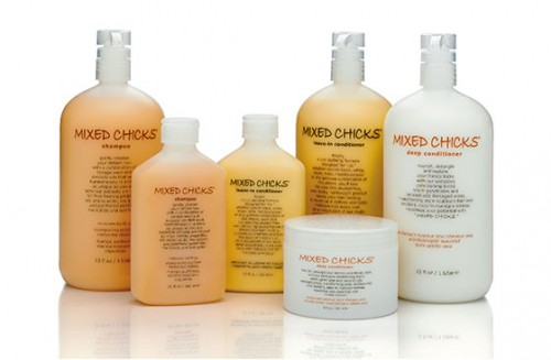We have several Mixed Chicks products to choose from to embrace your naturally beautiful hair. Choose from shampoos, conditioners, detanglers, deep conditioners, and more with this line of nourishing and moisturizing hair care.