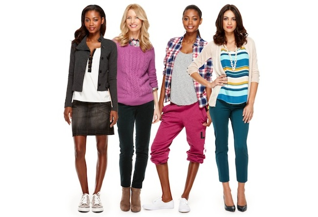 Fall 2012 Target Lookbook