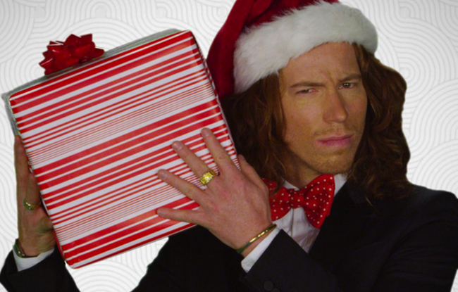 Shaun White for Target gift guide